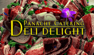 Kosher Deli Delight Meats Sandwich Buffet certified Kosher catering caterers from Foodarama presents Panache Catering. We have been CATERING MAVENS FOR OVER 50 YEARS. We are located in Bensalem PA. ORDER EARLY FOR GUARANTEED DELIVERY 215-633-7100. We deliver to 19020 Bensalem, 19006 Huntingdon Valley, 19046 Jenkintown Rydal Meadowbrook, 19027 Elkins Park, 19038 Glenside Baederwood, 19072 Penn Valley, 18974 Huntingdon Valley, 18940 Newtown, 18966 Southampton, 18974 Warminster, 19422 Blue Bell, 19002 Gwynned Upper Dublin, 19462 Plymouth Meeting, 19096 Wynnewood, 19004 Bala Cynwyd, 19010 Bala, 08033 Haddonfield, 08003 Cherry Hill, 08002 Cherry Hill, 08054 Mt Laurel, 08540 Princeton
